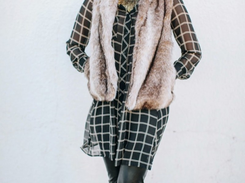 Checkered Layering