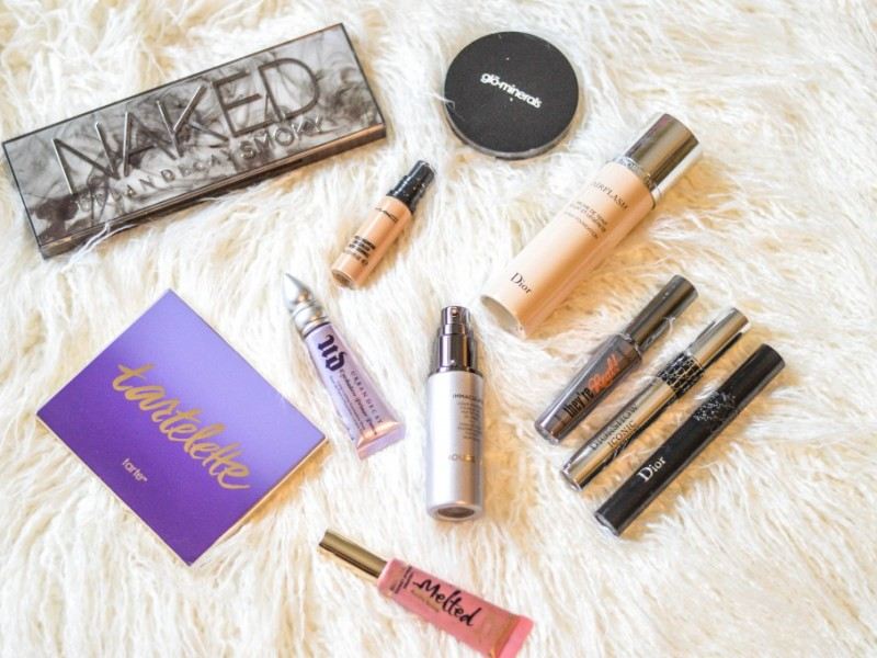 Current Make Up Favorites
