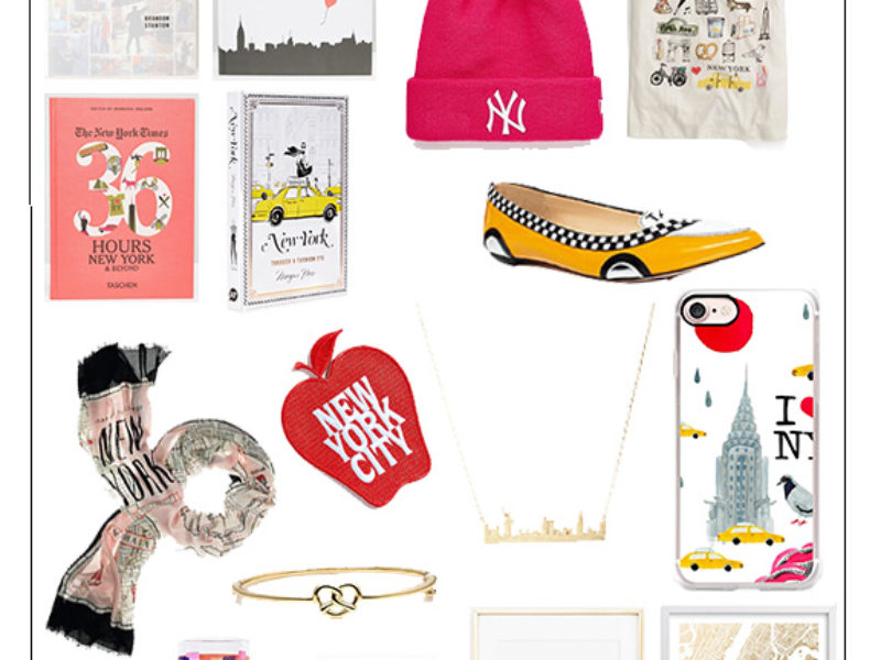 Gift Guide: The New York Lover + 5 Things I've Learned from Living in NYC