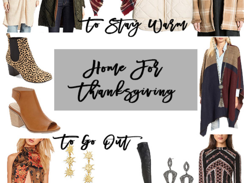 What to Wear: Home for Thanksgiving