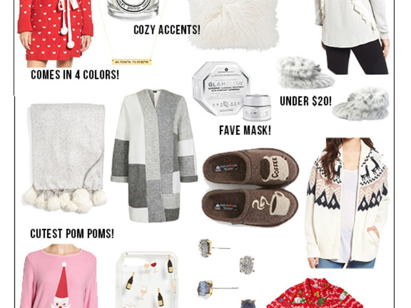Gift Guide: The Cozy Girl