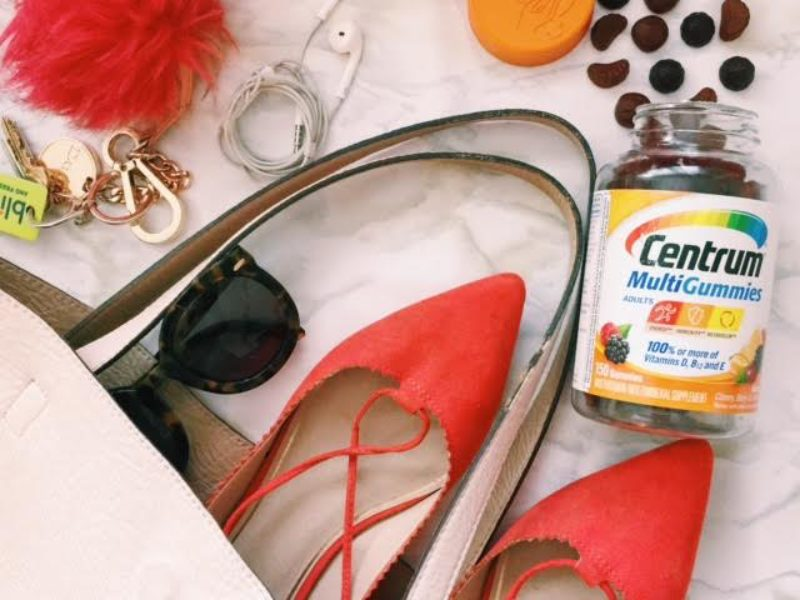 How I Balance Work + Play with Centrum MultiGummies