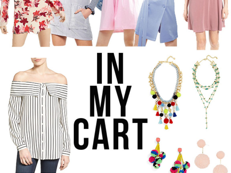 What's In My Cart: Heading South