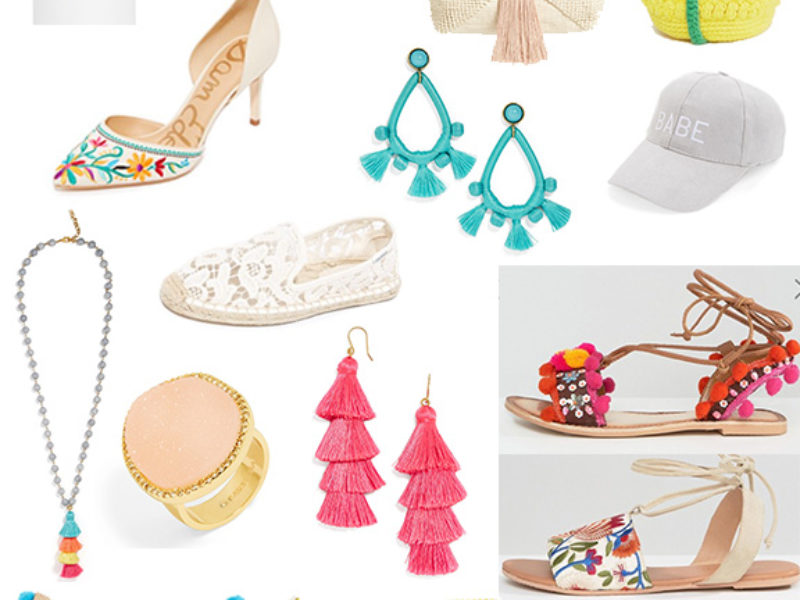 Wednesday's Weekly Wishlist: Spring Accessories