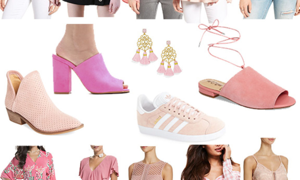 Wednesday's Weekly Wishlist: 50 Shades of Pink