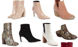 Fall Favorites: Booties