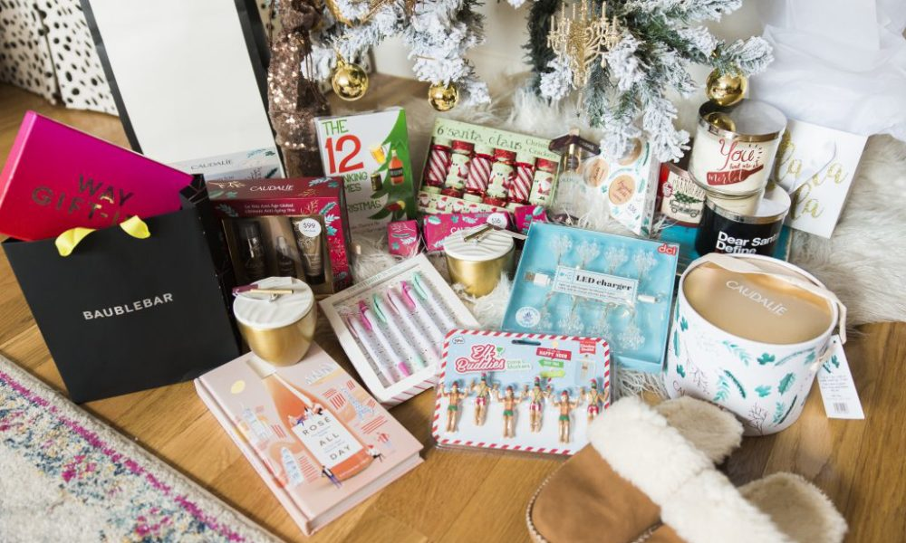 Gifts to Grab Last Minute